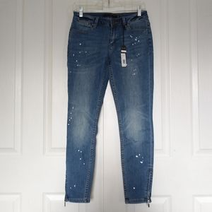 Nwt Womens Wax Jean Skinny Ankle Jean size 4